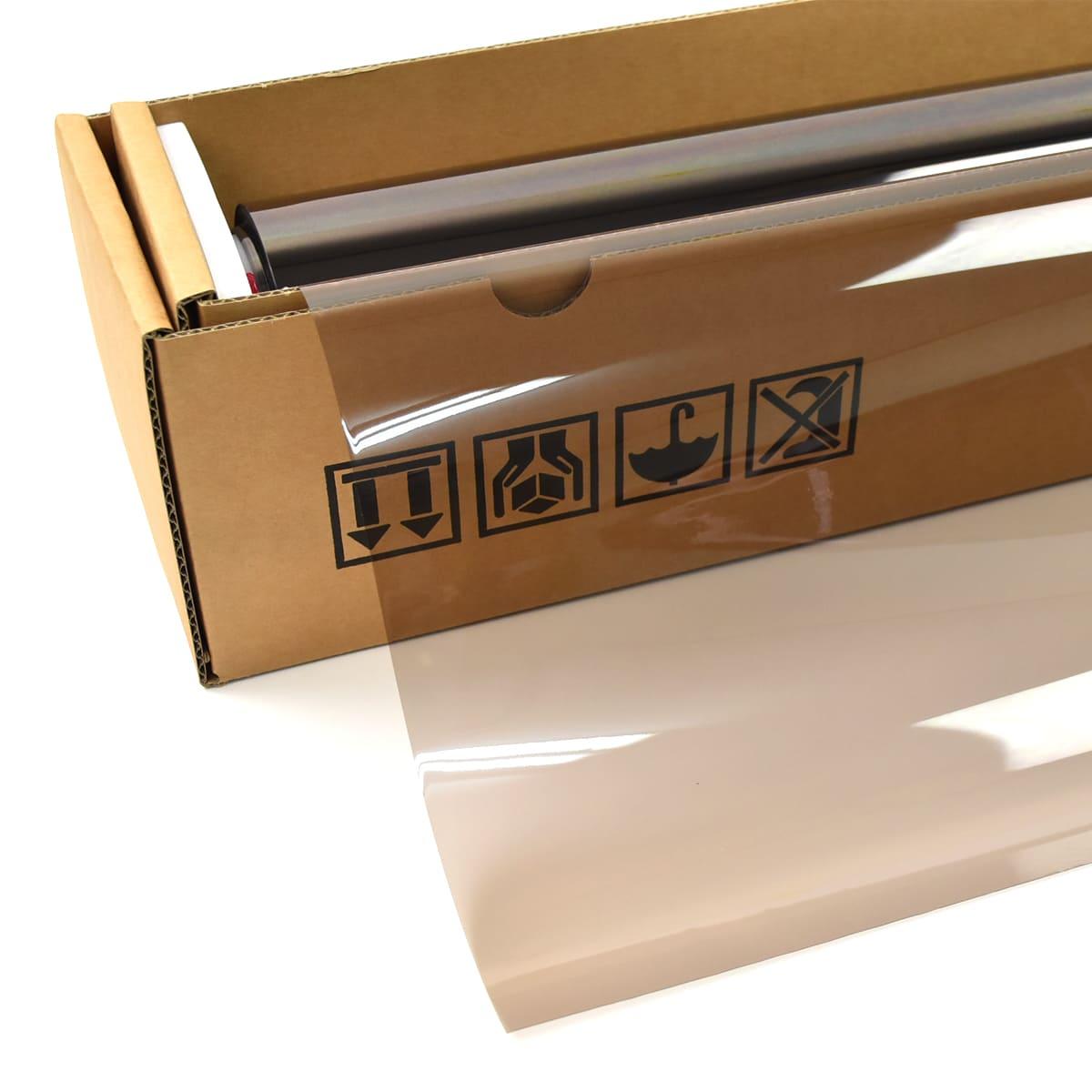 <title>建物フィルム箱売 全品送料無料 HPブロンズメタル55 55% 50cm幅 x 30mロール箱売 窓ガラスフィルム #HP55BR20 Roll#</title>
