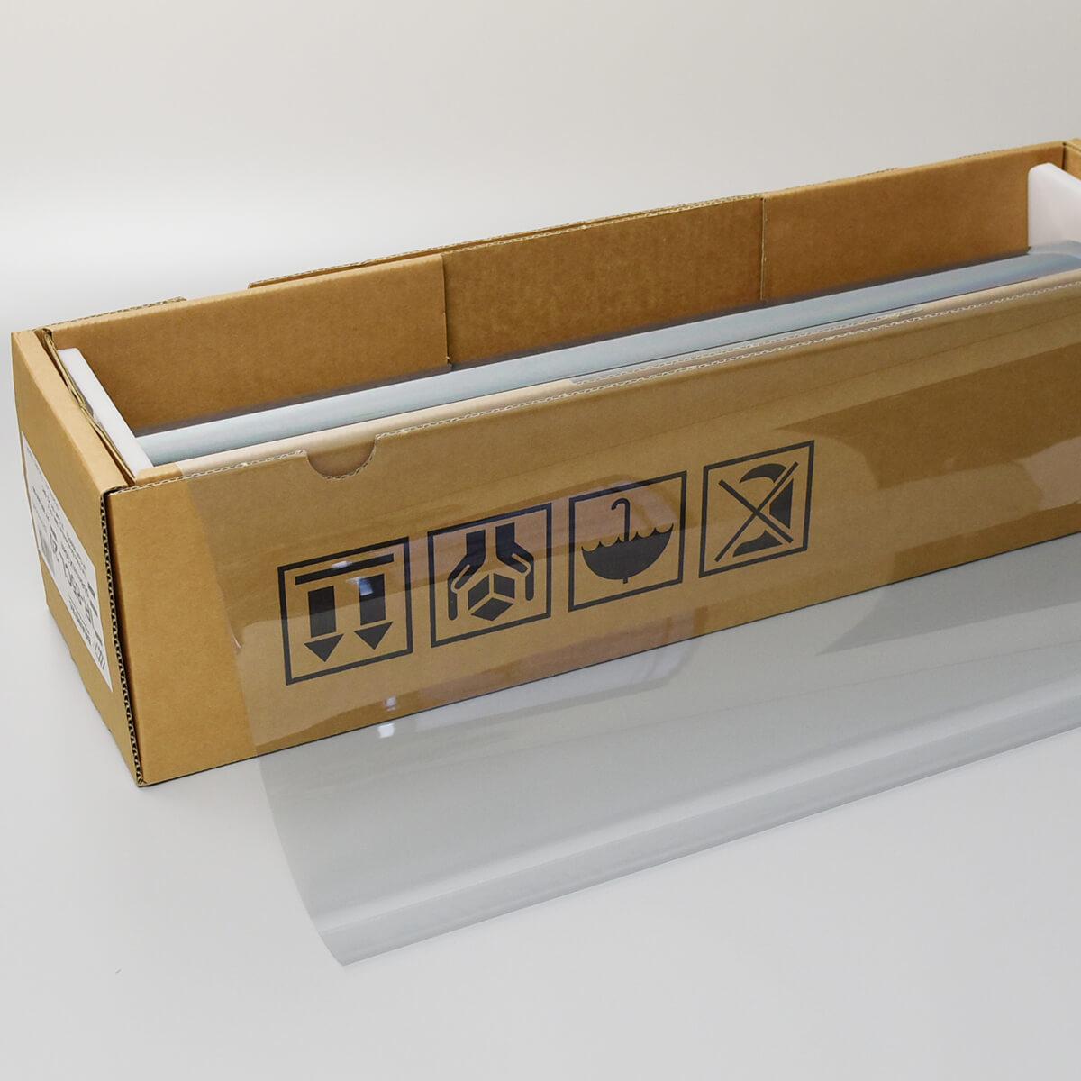ウィンドウフィルム 窓ガラスフィルム IR透明断熱85(85%) 1m幅×30mロール箱売 飛散防止フィルム 遮熱フィルム 断熱フィルム UVカットフィルム ブレインテック Braintec