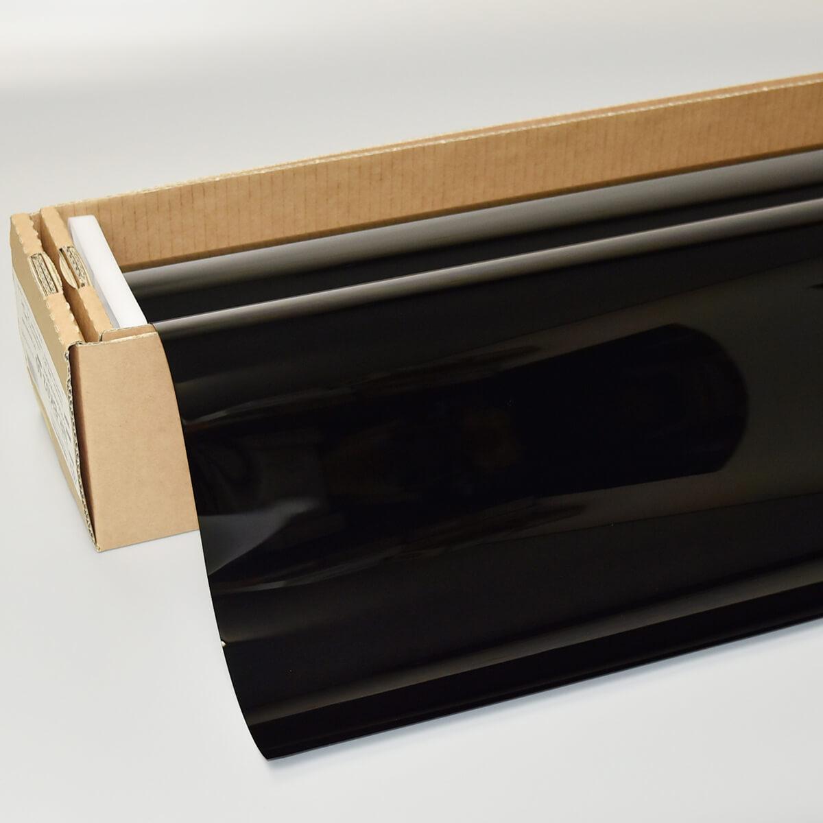 カーフィルム 窓ガラスフィルム NEWレギュラー・スモーク02(2%) 1m幅×30mロール箱売 スモークフィルム UVカットフィルム ブレインテック Braintec