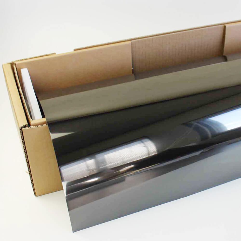プレミアム・ブラックパール05(4%) 50cm幅×30mロール箱売 カーフィルム スモークフィルム 原着フィルム 遮熱フィルム 断熱フィルム UVカットフィルム ブレインテック Braintec #P-BKP0520 Roll#