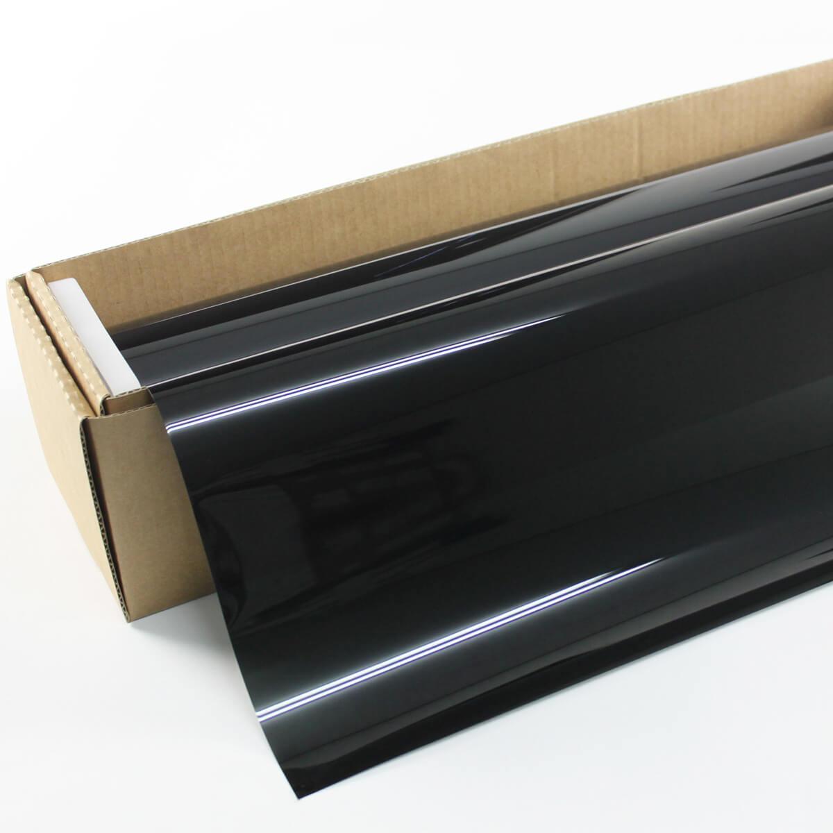 カーフィルム 窓ガラスフィルム プロ・断熱スモーク05(5%) 1m幅×30mロール箱売 スモークフィルム 遮熱フィルム 断熱フィルム UVカットフィルム ブレインテック Braintec