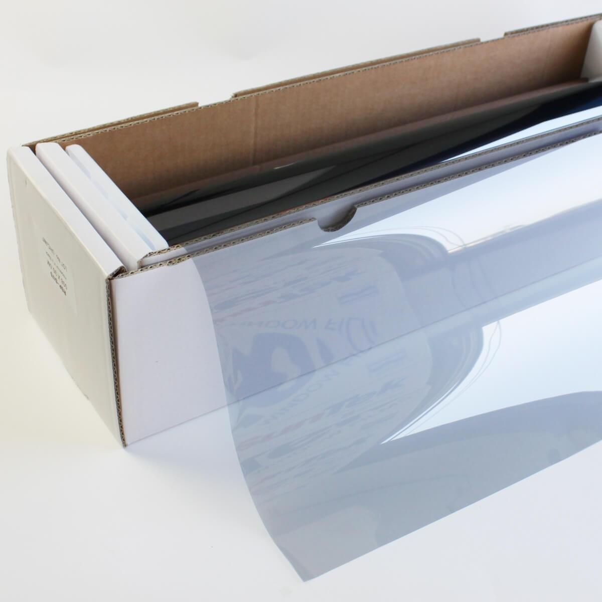 ウィンドウフィルム 窓ガラスフィルムスパッタシルバー70 1.5m幅×30mロール箱売 遮熱フィルム 断熱フィルム UVカットフィルム ブレインテック Braintec