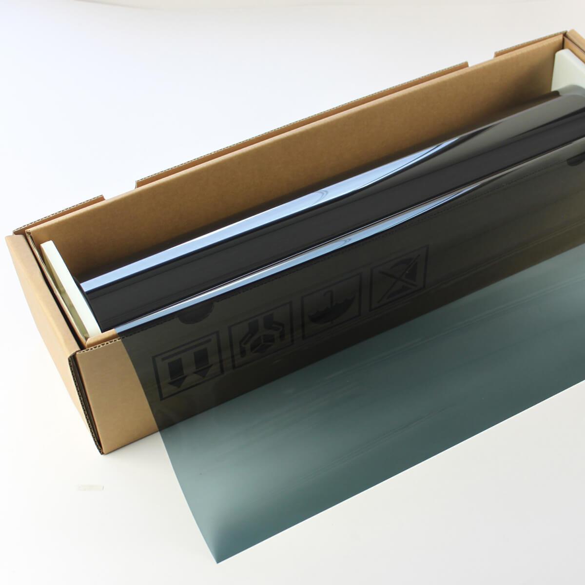 ウィンドウフィルム 窓ガラスフィルム スーパーUV400グリーン30(28%) 1m幅×30mロール箱売 遮熱フィルム 断熱フィルム UVカットフィルム ブレインテック Braintec