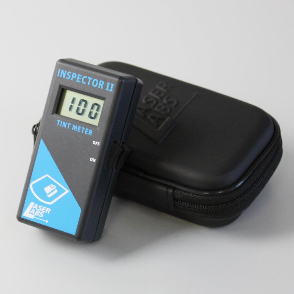 可視光線測定器 TINT METER Model2000 INSPECTOR II ティントメーター フィルム測定器 ガラス測定器