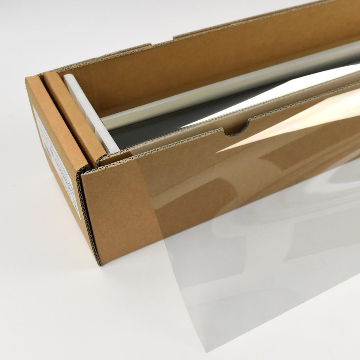 送料無料 ウィンドウフィルム 窓ガラスフィルム スパッタゴールド80 1.5m幅×30mロール箱売(020) 遮熱フィルム 断熱フィルム UVカットフィルム ブレインテック Braintec