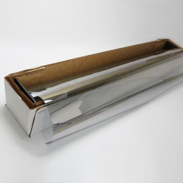 【窓ガラスフィルム】【ガラスシート】USAフィルム シンフォニー35 ニュートラルハーフミラー35% 91cm幅×30mロール箱売