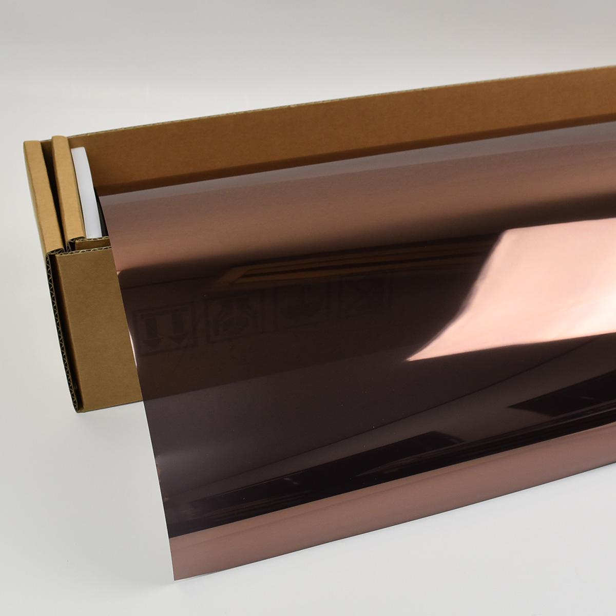 HPブロンズメタル10 10% 50cm幅 x #HP10BR20 窓ガラスフィルム 30mロール箱売 Roll# 上質 初売り