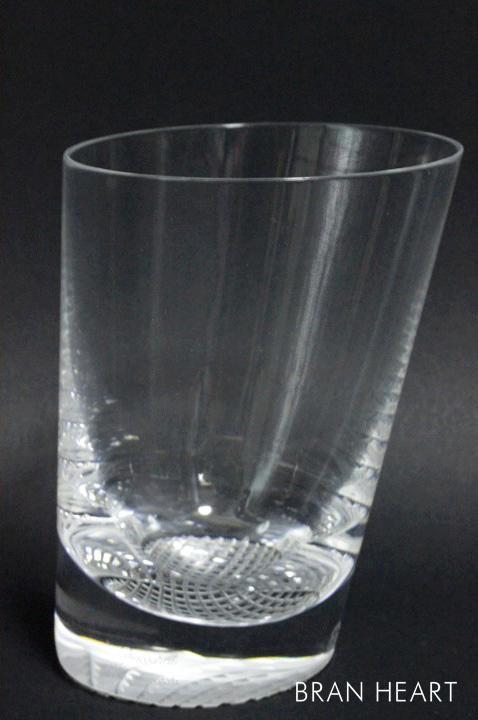 Baccarat バカラ Thomas Bastide トーマ・バスティード デザイン グラス【中古】食器 インテリア【2点以上同時購入で送料無料】