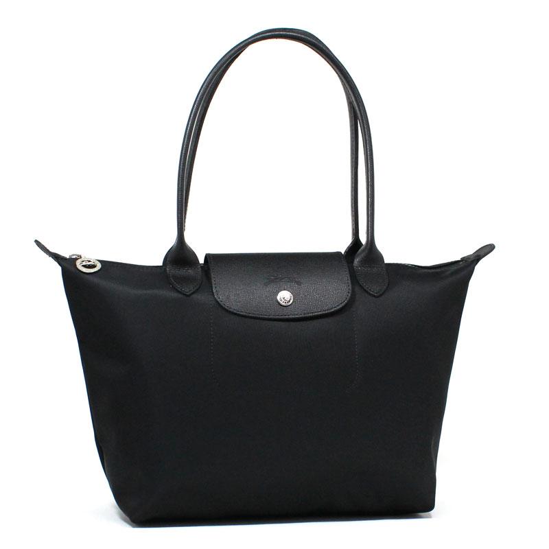 ロンシャン LONG CHAMP トートバッグ S スモール ル・プリアージュネオ ノワール Le Pliage Neo Tote Bag Small L2605 578 001