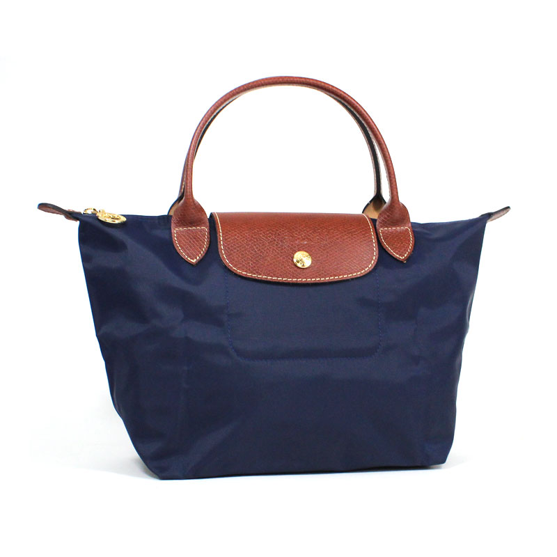 ロンシャン LONG CHAMP ハンドバッグ S ル・プリアージュ スモールサイズ ネイビーブルー Le Pliage Hand Bag S Navy 1621 089 556