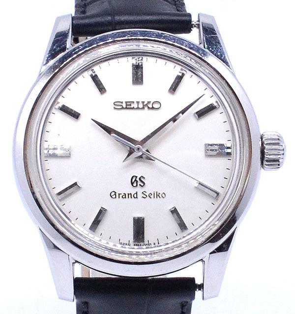 当店限定販売 SEIKO ショップ セイコー Grand Seiko グランドセイコー メンズ 手巻き 9S54-0030 SBGW001