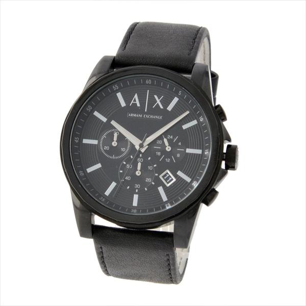 アルマーニ エクスチェンジ ARMANI EXCHANGE AX2098 メンズ クロノグラフ 腕時計