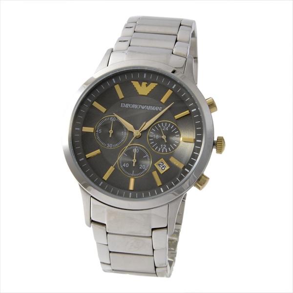 エンポリオ・アルマーニ EMPORIO ARMANI AR11047 RENATO メンズ 腕時計
