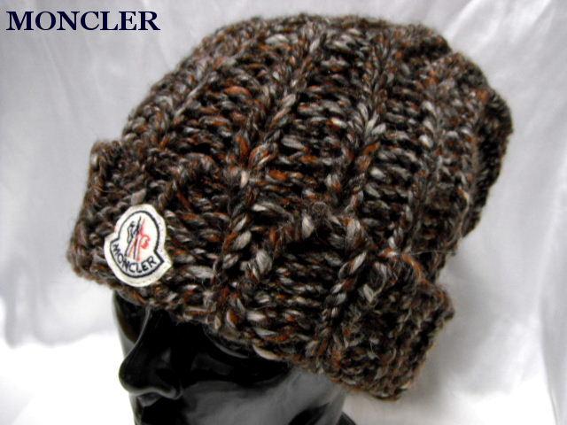 MONCLER モンクレール ニットキャップ ニット帽 ユニセックス メンズ レディース【未使用】【中古】【新品】