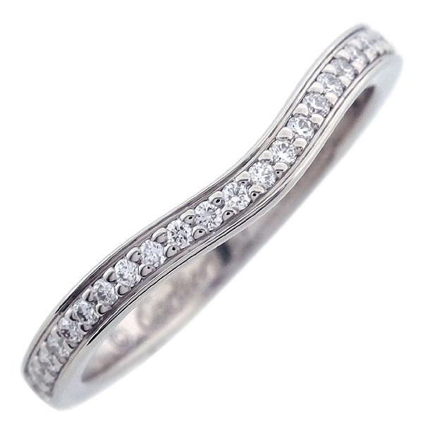 送料無料 本物 人気 Cartier カルティエ バレリーナリング PT950 47 524-16 Pt 7号 アウトレット プラチナ エタニティ指輪 ダイヤモンド 在庫一掃