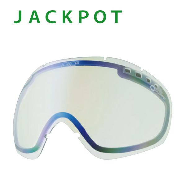 『DICE/ダイス・LJP-4984013981920』【JACKPOT/ジャクポット用】専用ジャクポット専用/スペアレンズ単品:L-JACKPOT-Md[PGR] ミラーレンズ・撥水加工付き