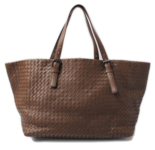 Bottega Veneta tote bag and rage that. BOTTEGA VENETA intrecciato nappa  Brown of 272154 d06e8c8de58b5
