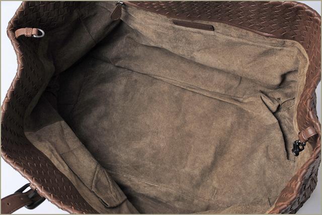 c3e77530636a Bottega Veneta tote bag and rage that BOTTEGA VENETA intrecciato nappa  Brown 272154 outlet