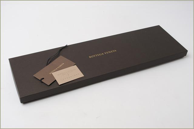 bottegavenetanekutai BOTTEGA VENETA蓝色/黑色点花纹236841 4V002 4260丝绸100%剑尖8.0cm
