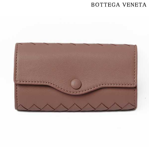 봇테가베네타키케이스 BOTTEGA VENETA 6련인트레챠트납파그레잇슈핀크 176570 V001N