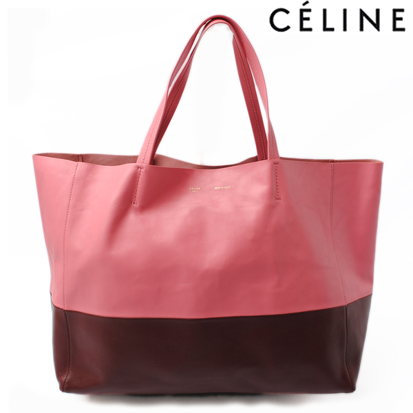 22ead193f388 Import shop P.I.T.  Celine tote bag HORIZONTAL BI CABAS ...