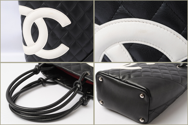 bba41382575b90 Import shop P.I.T.: Chanel CHANEL shoulder bag / small tote bag ...