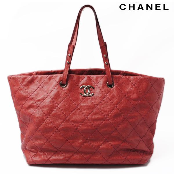 bd4c300de05 Import shop P.I.T.: CHANEL shoulder bag / tote bag quilting leather ...