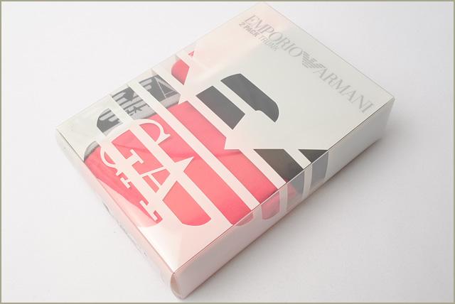 emporio armani boxer underwear trunks two pieces set emporio armani men black pink