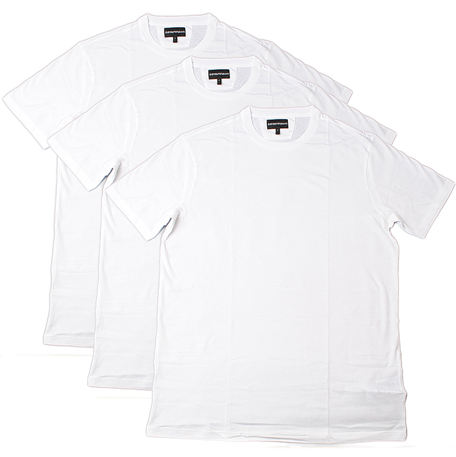 Three Armani t i Shirt Short Import Shop P Sleeves Emporio T wXUUvg