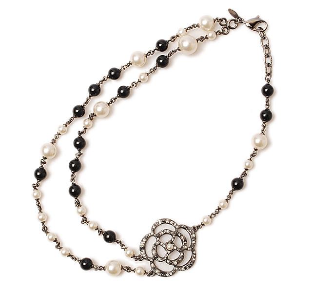 Import shop pit rakuten global market chanel necklace chanel cc aloadofball Images