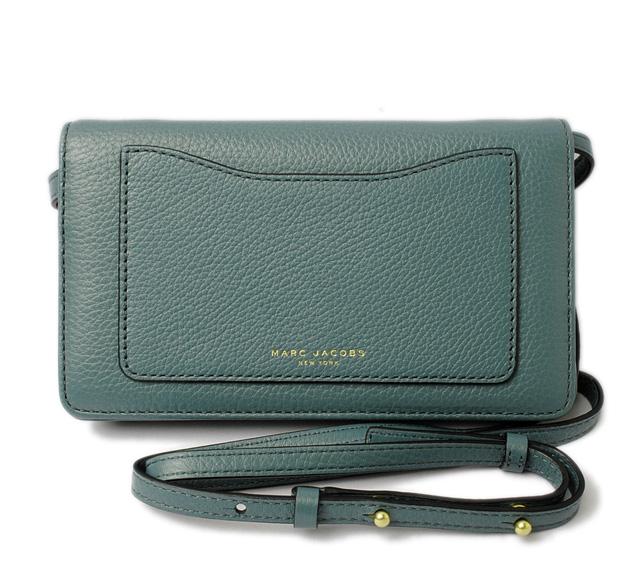 f444e1cc75c1 Mark Jacobs wallet   clutch bag MARC JACOBS pochette RECRUIT  Recruit HAZAY  BLUE  blue system M0008178