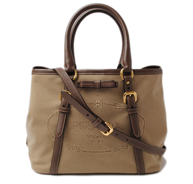 Import shop P.I.T.: Prada handbag / shoulder bag 2way ...