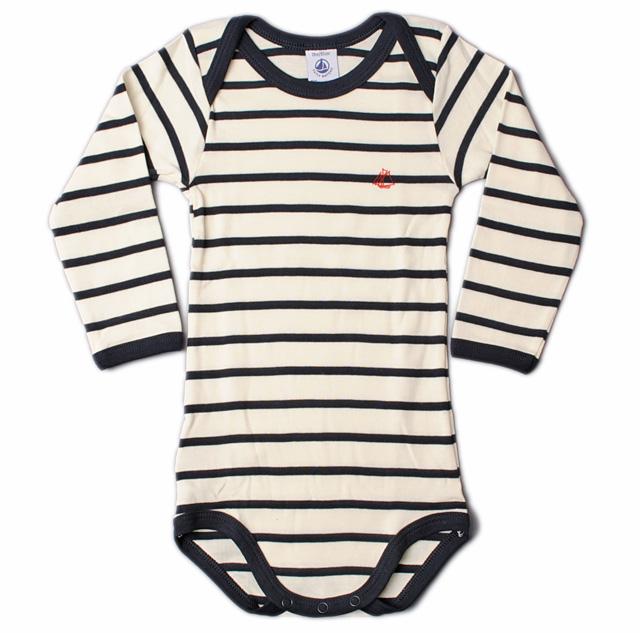 Petit Bateau Baby Bodysuit