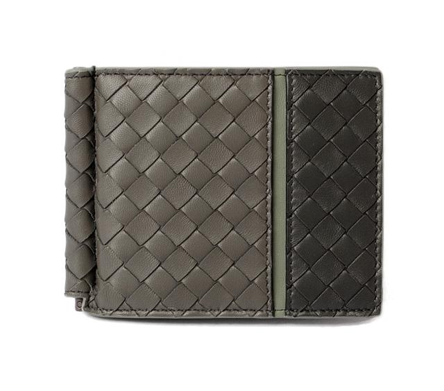 ボッテガヴェネタ wallet   money clip BOTTEGA VENETA fold wallet   billfold 123180  Al doors artichoke