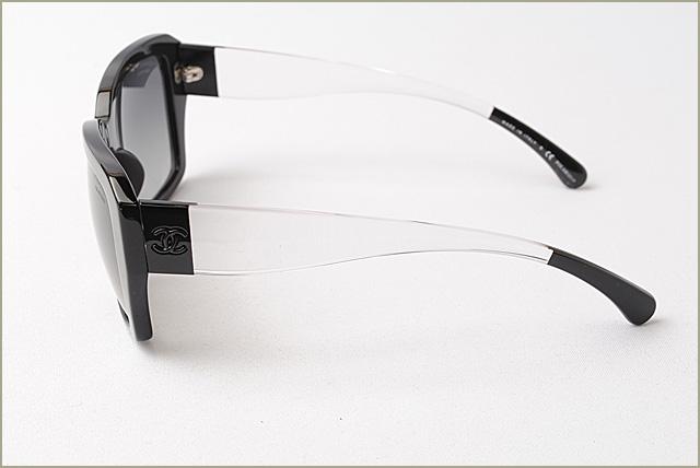 e4c5515bc6c Chanel sunglasses. CHANEL 5263-A C501 S8 POLARIZED black   clear