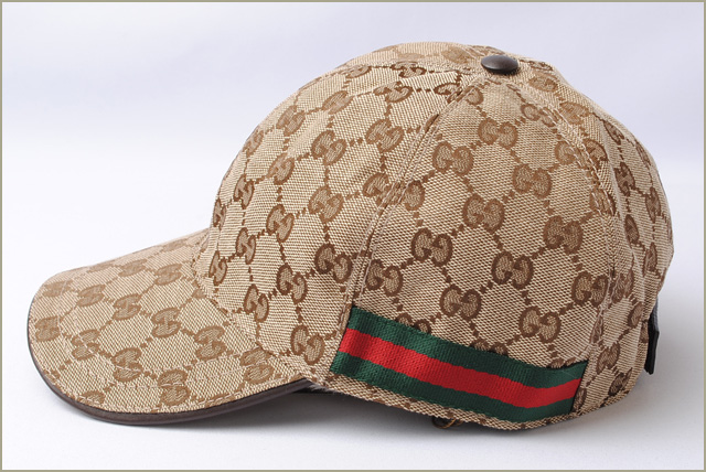 Gucci baseball cap   hat GUCCI GG beige red   green 200035 FFKPG 9791 27fef75788f