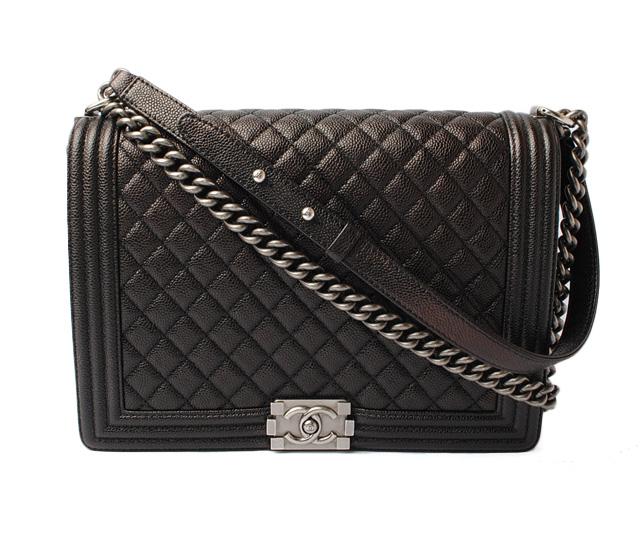 b2b5a4f1dbab67 Import shop P.I.T.: Chanel chain shoulder bag CHANEL boy Chanel ...