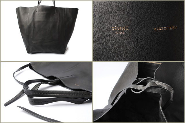 ... Vertical Bi Cabas Tote Bag. Perfect Céline Imitation Purse Made In  Italy Men Brown Leather 2b16a7ddc62b0
