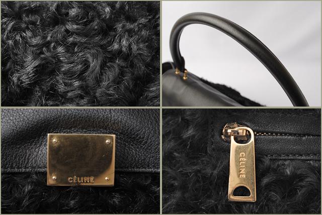 Import shop P.I.T.  Celine handbag   shoulder bag CELINE trapeze ... fc722f8516cae