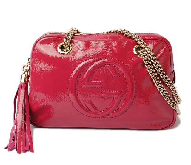e5bb277209b Import shop P.I.T.  Gucci chain shoulder bag   clutch bag GUCCI Soho ...