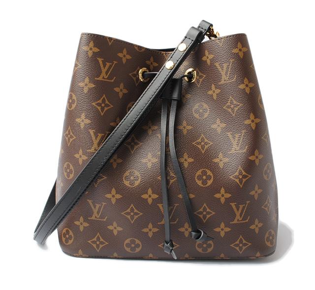 07beb1ea2899 Louis Vuitton shoulder bag   handbag. LOUIS VUITTON neo-Noe 2way monogram   black  M44020
