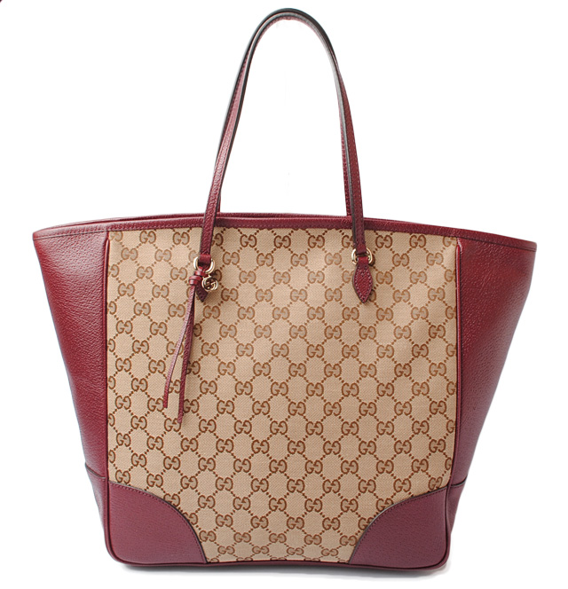 9108b567d17 Import shop P.I.T.  Gucci tote bag   shoulder bag GUCCI GG canvas ...
