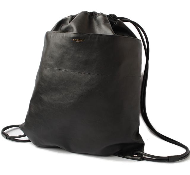 3d1715967b4 Givenchy knapsack   backpack   rucksack men GIVENCHY bag DRAWSTRING BAG  BLACK  black