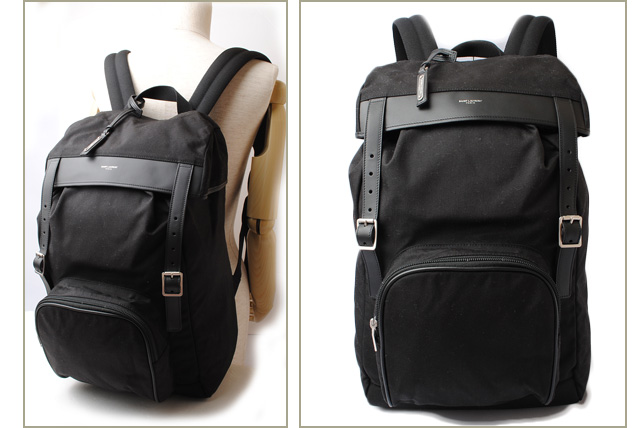 5092bfe9291e Import shop P.I.T.  Saint-Laurent backpack   rucksack YSL SAINT ...