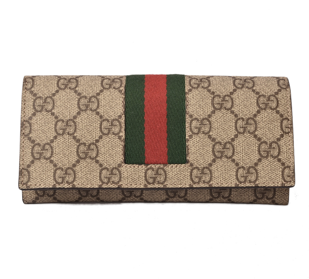 06d44565ed548d Import shop P.I.T.: Gucci wallet GUCCI long wallet /408830 KHN4N ...