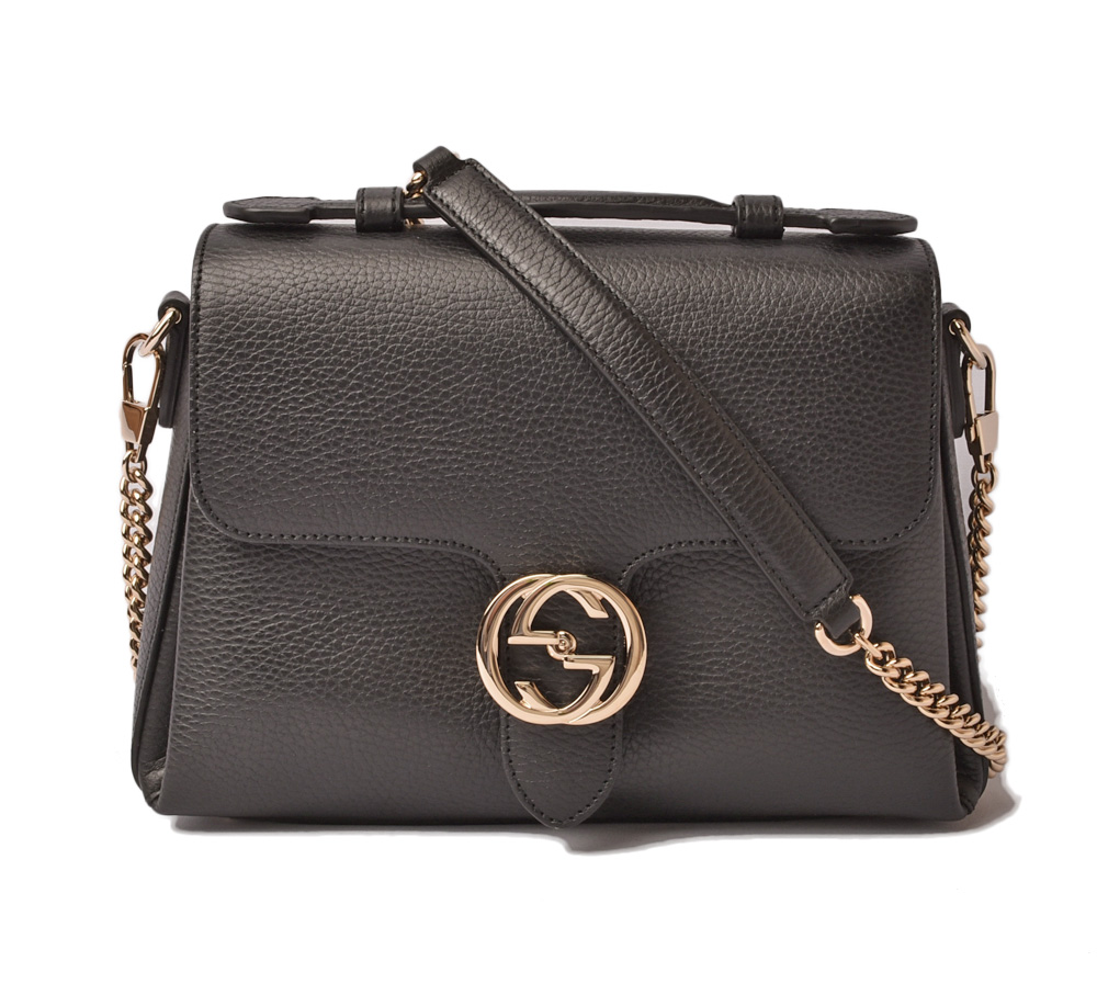 d12fae16b10 Import shop P.I.T.: Gucci chain shoulder bag / handbag GUCCI top ...