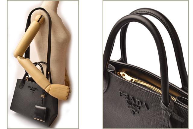 2e1b79a6a315 Import shop P.I.T.: Prada handbag / shoulder bag 2way PRADA ...
