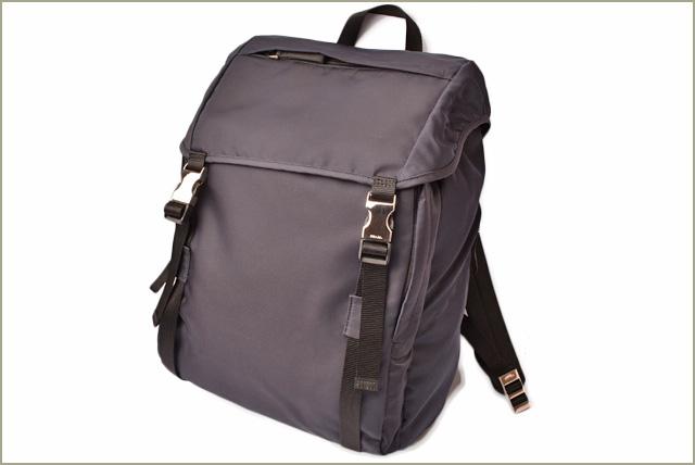 2c9a3d4d3748 Import shop P.I.T.: Prada rucksack / backpack PRADA D bag men 2VZ062 ...