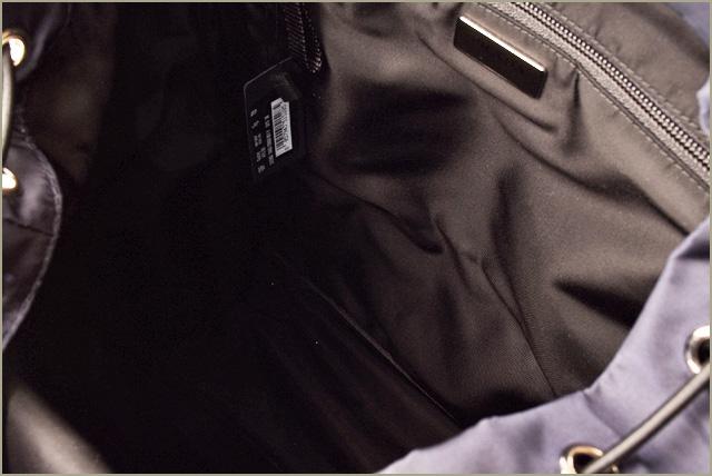 1fd9d8130fd7 Prada rucksack   backpack PRADA D bag men 2VZ062 nylon BLUE  blue outlet  mint condition