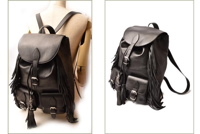Import shop P.I.T.  Saint-Laurent backpack   rucksack SAINT LAURENT ... 15b78bb03860a